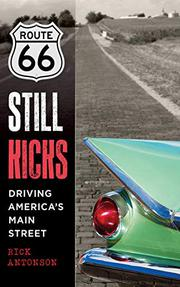 Book Cover for ROUTE 66 STILL KICKS