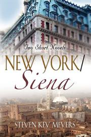 Book Cover for NEW YORK/SIENA