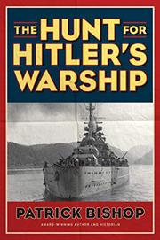 Cover art for THE HUNT FOR HITLER'S WARSHIP
