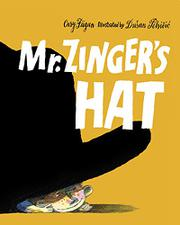 Book Cover for MR. ZINGER'S HAT