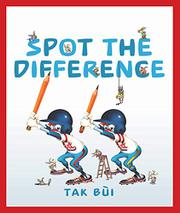 Book Cover for SPOT THE DIFFERENCE