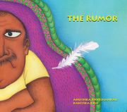 Cover art for THE RUMOR