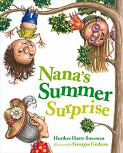 Cover art for NANA'S SUMMER SURPRISE