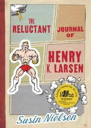 Book Cover for THE RELUCTANT JOURNAL OF HENRY K. LARSEN