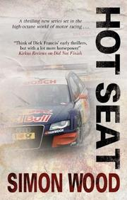 Book Cover for HOT SEAT