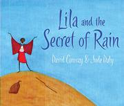 Cover art for LILA AND THE SECRET OF RAIN