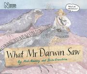 Cover art for WHAT MR DARWIN SAW