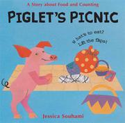 Cover art for PIGLET'S PICNIC