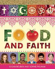 Cover art for FOOD AND FAITH