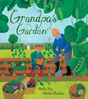 Cover art for GRANDPA'S GARDEN