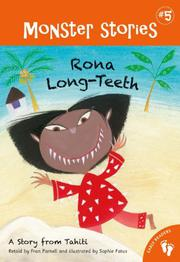 Cover art for RONA LONG-TEETH