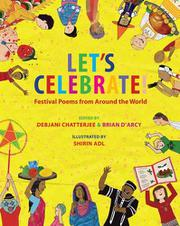 Cover art for LET'S CELEBRATE!