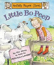 Book Cover for LITTLE BO PEEP