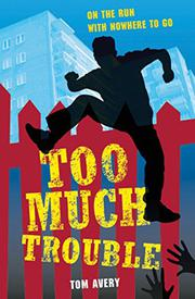 Cover art for TOO MUCH TROUBLE