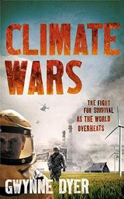 Cover art for CLIMATE WARS