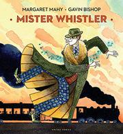 Book Cover for MISTER WHISTLER