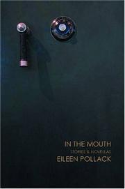 Book Cover for IN THE MOUTH