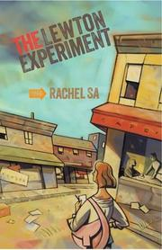 Cover art for THE LEWTON EXPERIMENT