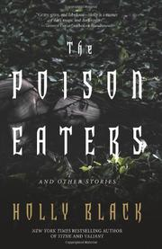 Cover art for THE POISON EATERS AND OTHER STORIES