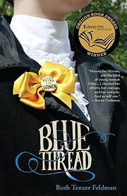 Book Cover for BLUE THREAD