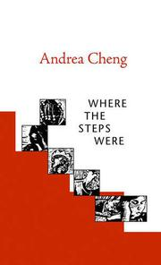Book Cover for WHERE THE STEPS WERE