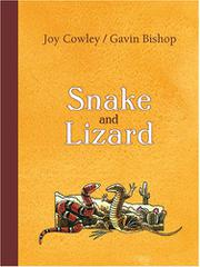 Cover art for SNAKE AND LIZARD