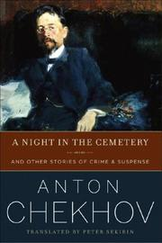 Book Cover for A NIGHT IN THE CEMETERY