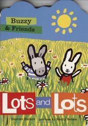 Book Cover for LOTS AND LOTS