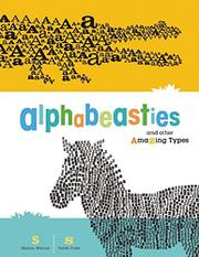 Book Cover for ALPHABEASTIES AND OTHER AMAZING TYPES