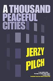 Cover art for A THOUSAND PEACEFUL CITIES