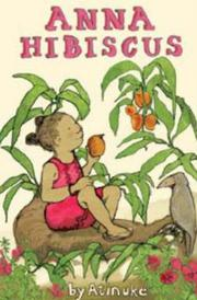 Book Cover for ANNA HIBISCUS