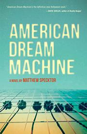 Cover art for AMERICAN DREAM MACHINE