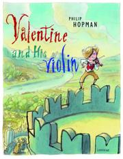 Book Cover for VALENTINE AND HIS VIOLIN