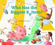 Book Cover for WHO HAS THE BIGGEST BOTTOM?