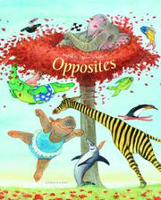 Cover art for OPPOSITES