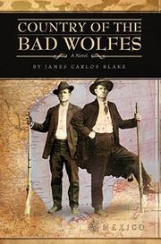 Cover art for COUNTRY OF THE BAD WOLFES