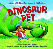 Book Cover for DINOSAUR PET