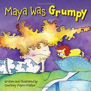 Cover art for MAYA WAS GRUMPY