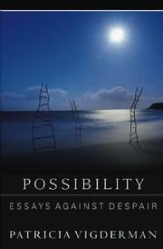 Cover art for POSSIBILITY