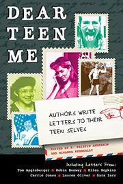 Book Cover for DEAR TEEN ME