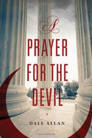 Cover art for A PRAYER FOR THE DEVIL