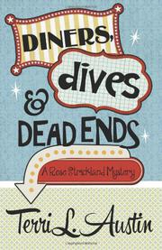 Book Cover for DINERS, DIVES & DEAD ENDS