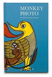 Book Cover for MONKEY PHOTO