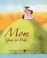Cover art for MOM GOES TO WAR