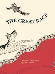 Cover art for THE GREAT RACE