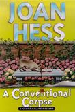 A CONVENTIONAL CORPSE by Joan Hess