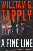 A FINE LINE by William G. Tapply