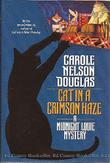 CAT IN A CRIMSON HAZE by Carole Nelson Douglas