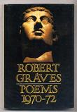 POEMS, 1970-1972 by Robert Graves