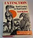 EXTINCTION: BAD GENES OR BAD LUCK? by David M. Raup